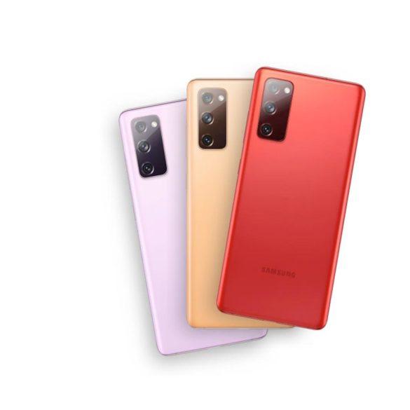 Galaxy S20 FE LTE con Snapdragon 865