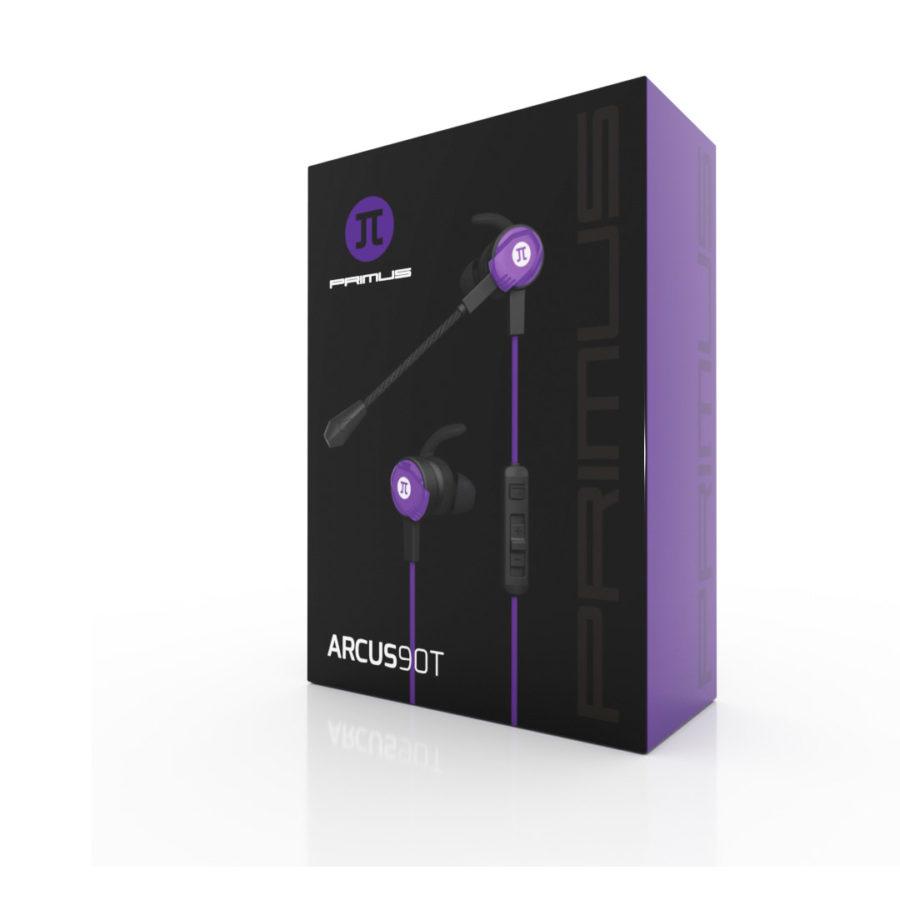 Primus presenta nuevos audifonos