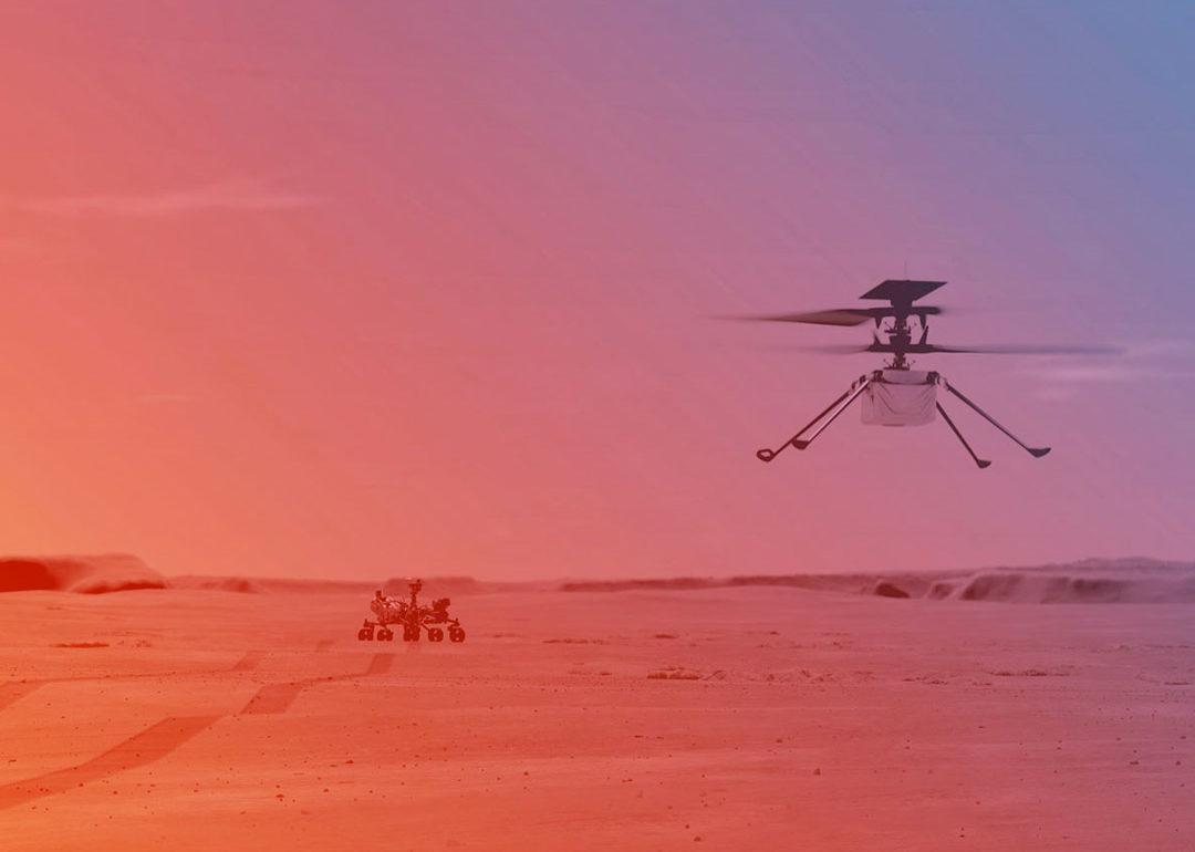 Mars Ingenuity