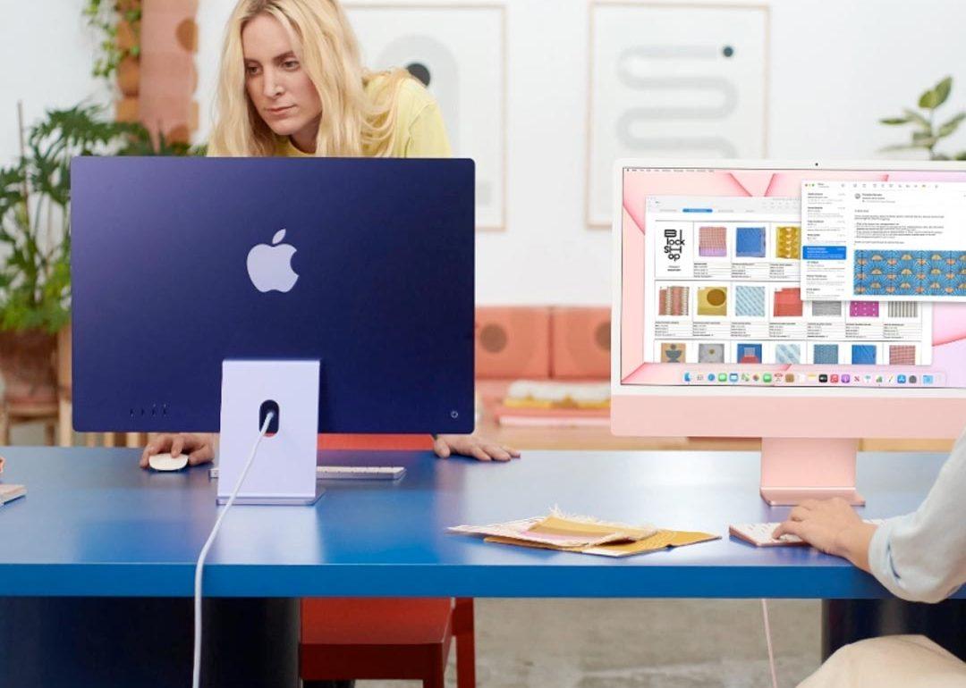 Nueva iMac de Apple
