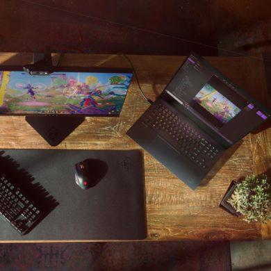 nuevo portafolio HP para gaming