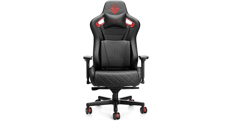 las mejores sillas gaming: HP OMEN Citadel