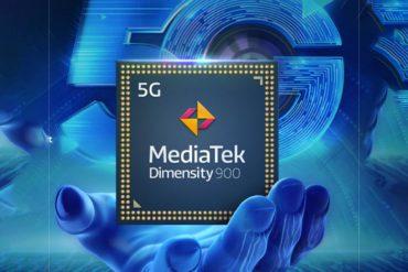 MediaTek presentó el Dimensity 900