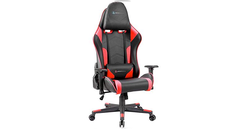 las mejores sillas gaming: Newskill Kitsune