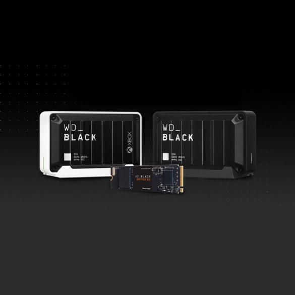 Western Digital presentó cuatro nuevas unidades SSD