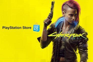 Cyberpunk 2077 regresó a la PlayStation Store