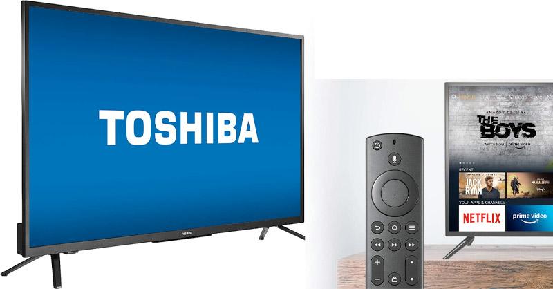 Toshiba 43LF621U21 43-inch Smart 4K UHD