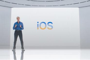 nuevo de iOS 15