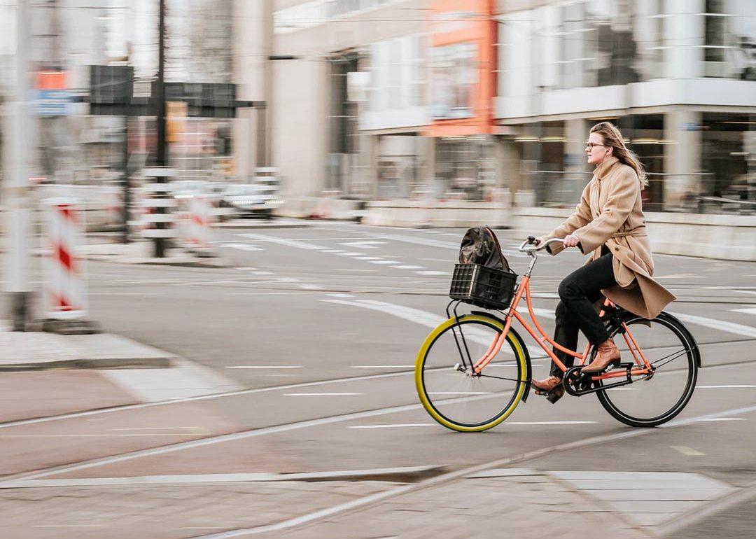 aplicación para bicis