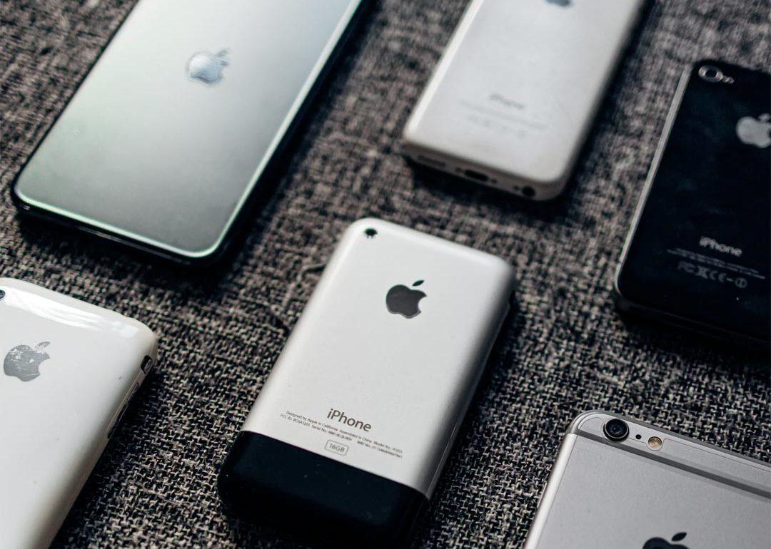 próximos iphone 2022