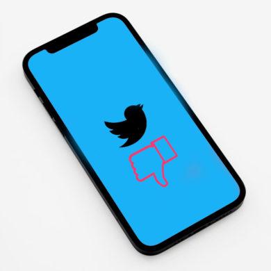 "Twitter prueba botón de ""no me gusta"""