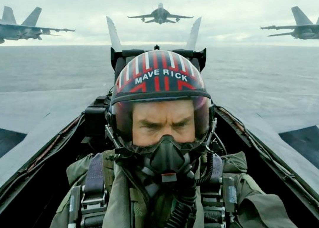 Flight Simulator Top Gun